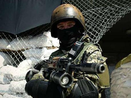 Террористы обстреляли два украинских самолета