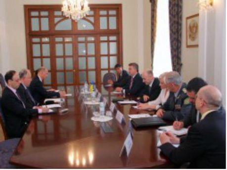 В МИД состоялся очередной раунд консультаций с главой миссии ОБСЕ