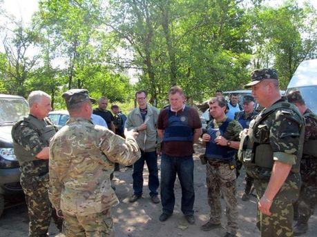 Комиссия в Харькове