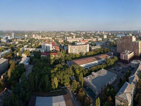 Панорама Донецька