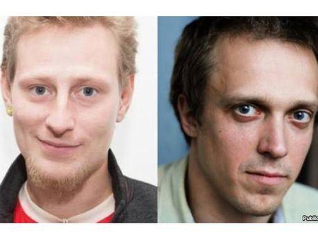 Павло Юров та Денис Грищук