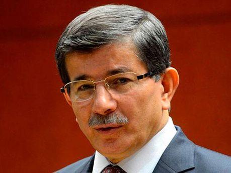 Глава МЗС Туреччини Ахмет Давутоглу