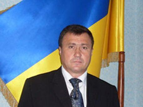 Мэр Попасной Юрий Онищенко