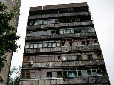 Дом в Луганске