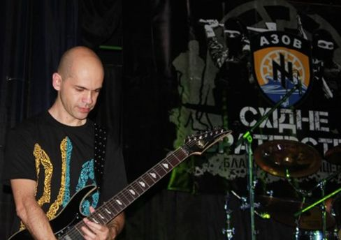 Рок-концерт у Харкові