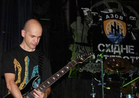 Рок-концерт в Харькове
