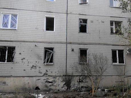 Квартал Мирний, Луганськ