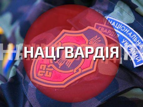 В Горловке в результате нападения террористов погиб один гвардеец, еще трое ранены