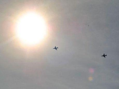 Літаки ЗСУ