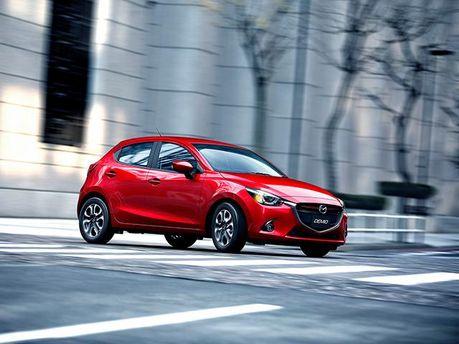 Mazda Demio (Mazda2)