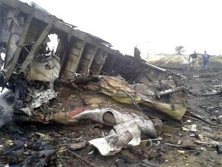 Наслідки падіння Boeing 777