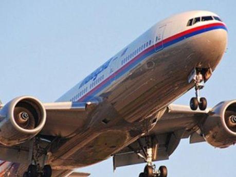 Малайзійський Boeing 777