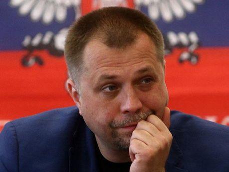Терорист Олександр Бородай