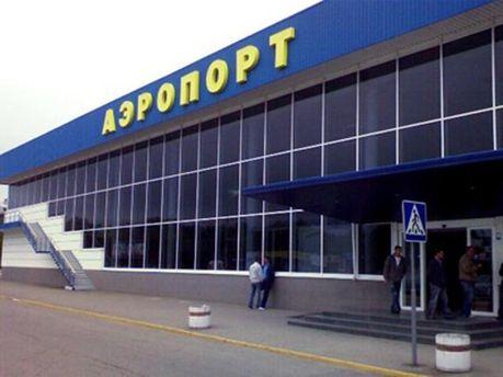 Аеропорт у Сімферополі