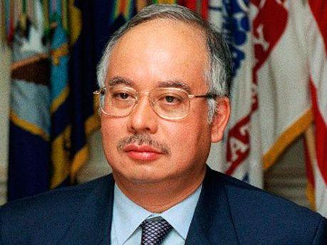 Прем'єр-міністр Малайзії Наджіб Тун Разак