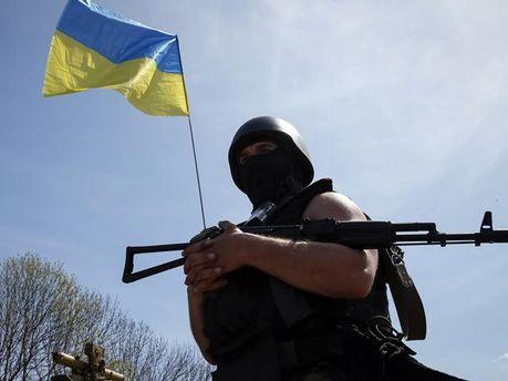 Українські сили