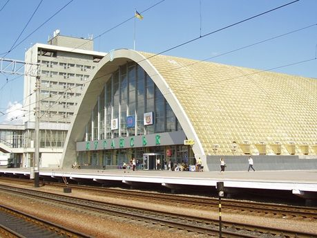 Луганський вокзал