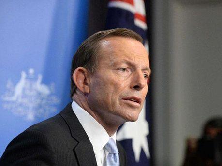Премьер-минист Австралии Тони Эбботт