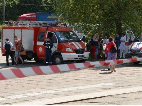 У Львові шукали вибухівку