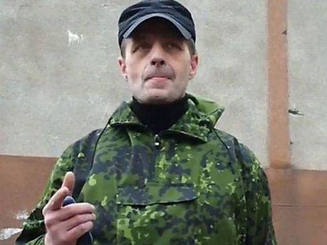 Главарь террористов Игорь Безлер