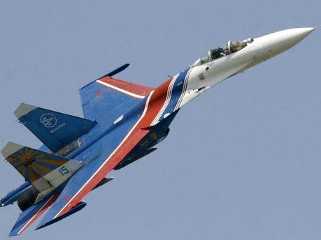 Російські літаки