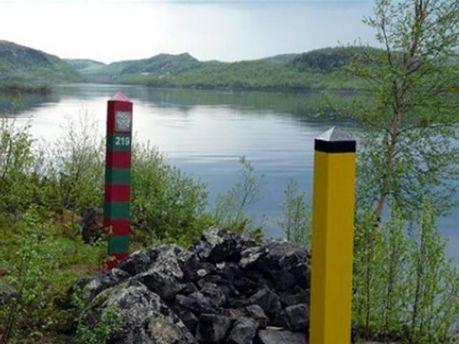 Граница Украины и Беларуси