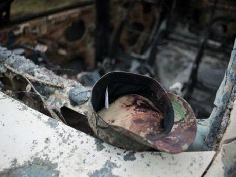 Соотношение погибших и раненых в АТО в Украине