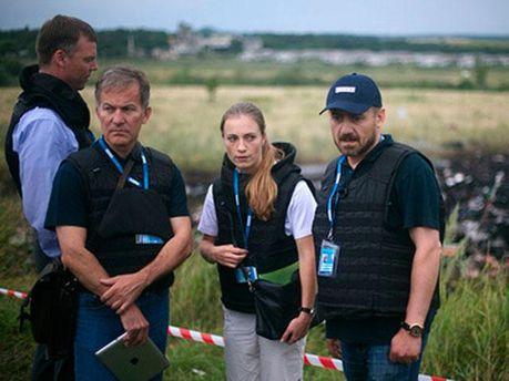 Представники ОБСЄ