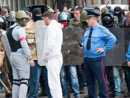 На выходных Одессу будут охранять от погромов и радикалов около 1400 милиционеров