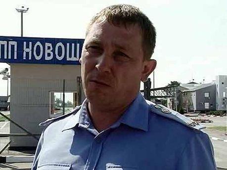 Представитель ФСБ Василий Малаев