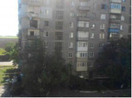 Шахтерск после обстрелов (Фото)