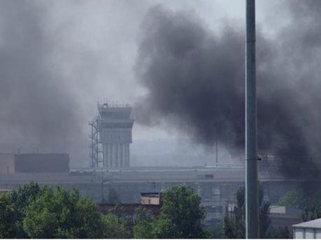 Донецьк під час обстрілів