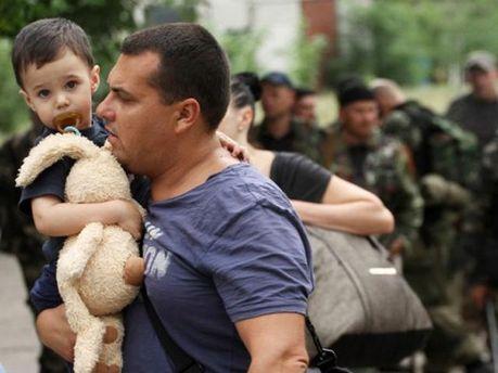 Переселенці зі сходу України