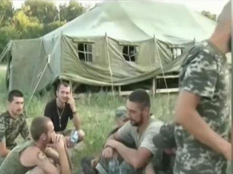 Українські військові в Росії