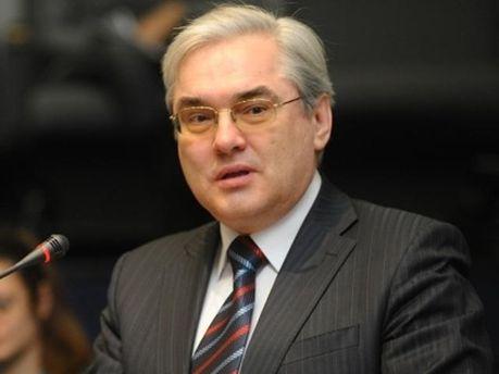 Правительственный уполномоченный Валерий Пятницкий