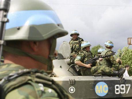 Миротворчі війська РФ
