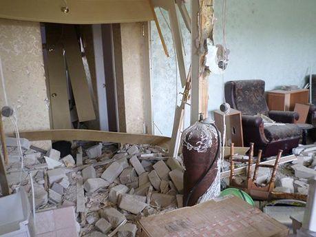 В Николаевской области в многоэтажке взорвался газ, есть пострадавшие (Фото)