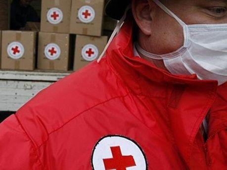Представитель Красного Креста