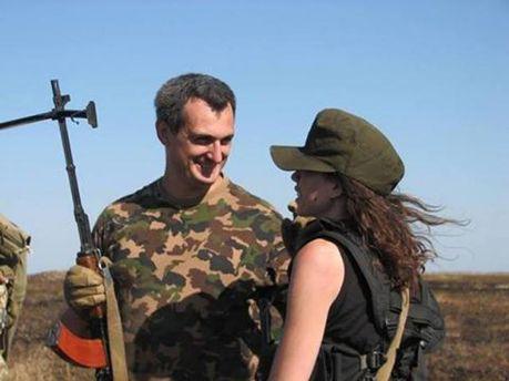 Николай Березовый и Татьяна Черновол