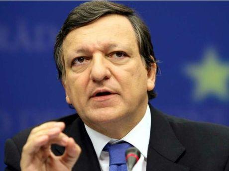 Ж. М. Баррозу