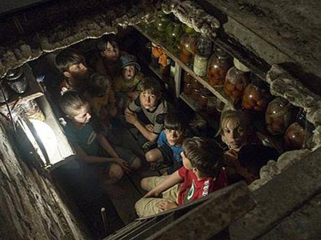 Дети в зоне АТО