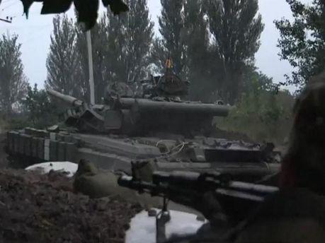 Бой под Донецком