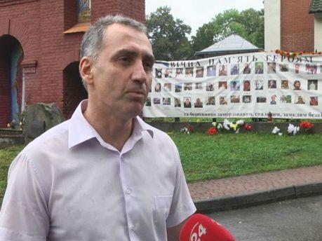 Юрій Яворський заступник міського голови Трускався
