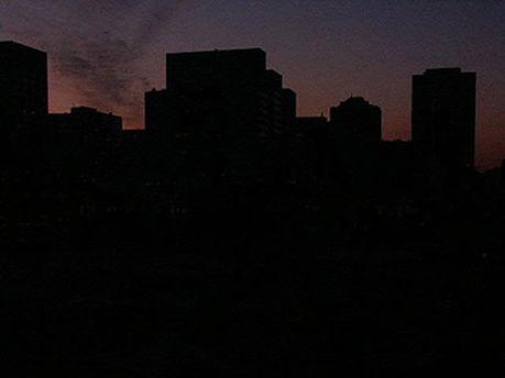 В Донецкой области 74 населенных пункта без света