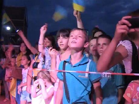 Дети Северодонецка