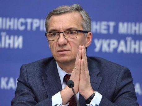 Министр финансов Александр Шлапак