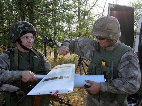 Український безпілотник