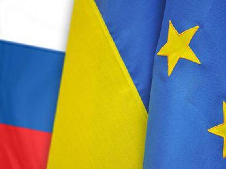 РФ-Україна-ЄС