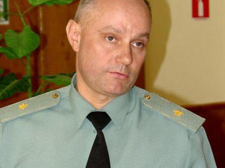 Генерал-лейтенант Руслан Хомчак