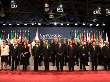 G20, 2011 год